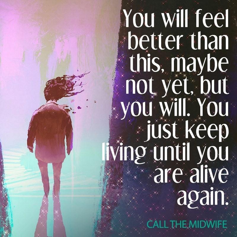 Depression, grief, mental health